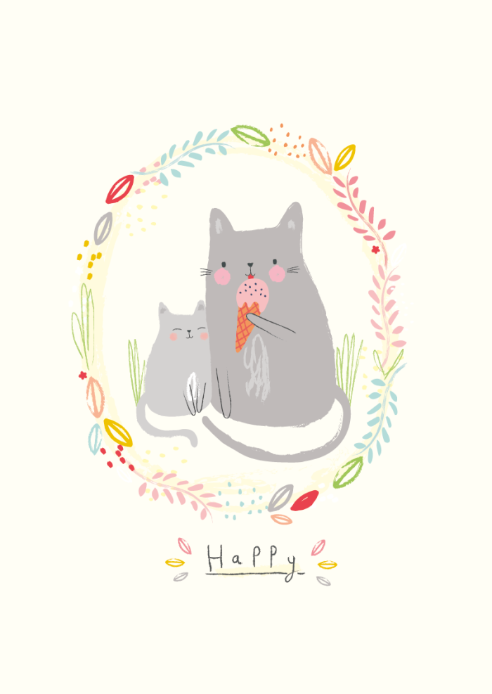 Aless Baylis_happy cats